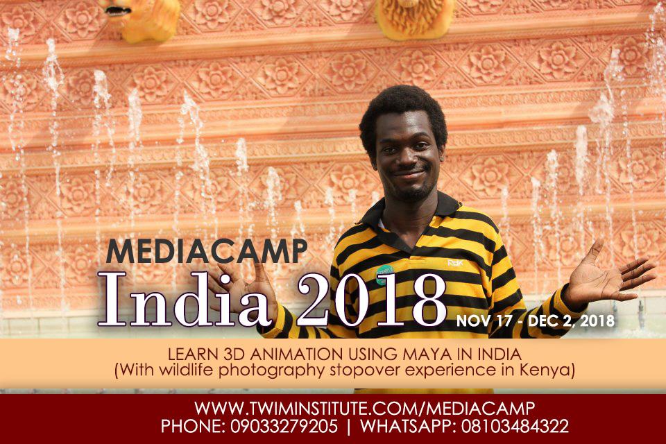 MediaCamp India | The Twim Art Institute